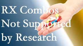 Cross Chiropractic Center uses research supported chiropractic care including spinal manipulation which may be found useful when non-research supported drug combinations don't work.