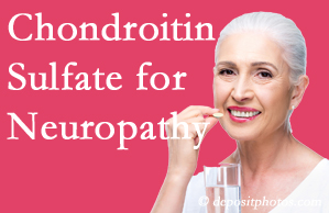 Cross Chiropractic Center shares how chondroitin sulfate may help relieve Sandy Springs neuropathy pain.