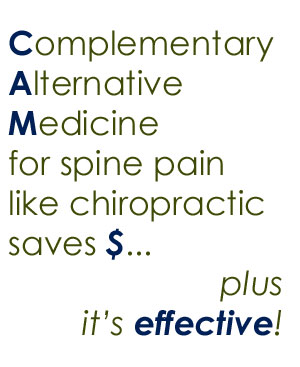 spine pain help from Sandy Springs chiropractors