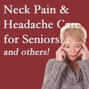 Sandy Springs chiropractic care of neck pain, arm pain and related headache follows [guidelines|recommendations]200] with gentle, safe spinal manipulation and modalities.
