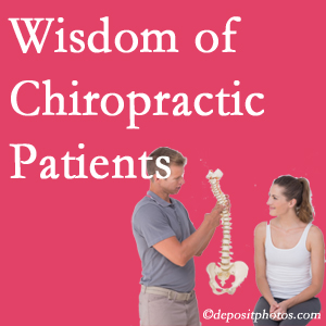 Many Sandy Springs back pain patients choose chiropractic at Cross Chiropractic Center to avoid back surgery.
